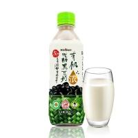 台湾有机无糖黑豆奶360ml