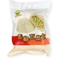 素食经典青椒豆腐包640g(8只)