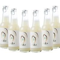 米菁醇浆气泡米酒230ml×6