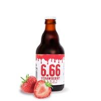 荷兰林之畔草莓世涛啤酒330ml