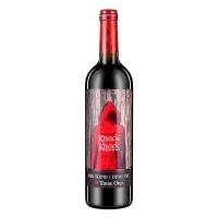 奥兰小红帽半甜红葡萄酒750ml