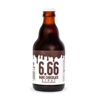 荷兰林之畔黑巧克力世涛啤酒330ml