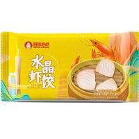 广式水晶虾饺120g(6个)