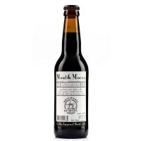 荷兰蒂磨栏拉麦芽与摩卡世涛啤酒330