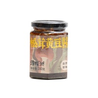 清心湖松茸黄豆酱280g