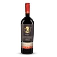 黑金标系列梅洛干型葡萄酒750ml