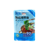 海芝宝有机涮锅海带条268g