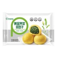 五谷黄金荠菜菜团子600g