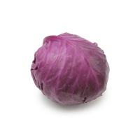 谢怀志种植四川有机高山紫甘蓝500g