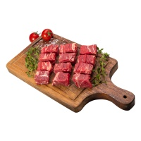 新西兰冰鲜安格斯牛腩块1kg