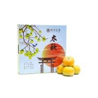 浙江太秋甜圈脆柿子9粒装