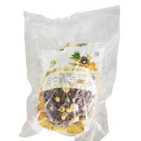 素食经典莲子黑米菠萝饭750g
