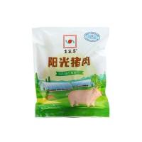 阳光猪舍养殖猪梅花肉300g