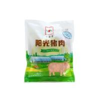 阳光猪舍养殖猪肉馅(80%瘦肉)500g