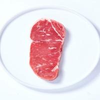 新疆伊犁褐牛外脊切片500g