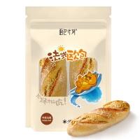春播×面包计划传统法棍面包240g(2个)