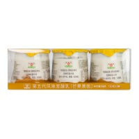 和润第五代风味发酵乳芒果黄桃130g×3