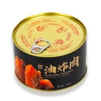 云南省红河州土猪油炸肉328g