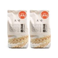 大地厨房河套硬质红小麦雪花粉2.5kg×2
