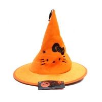 万圣节凯蒂猫无边帽